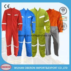 Todo tipo de ropa de trabajo de seguridad de protección de reflexión/camisa pantalones/.