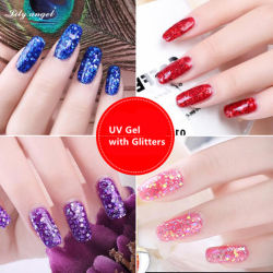 Brille Gel ongles nail art Gel UV LED Builder