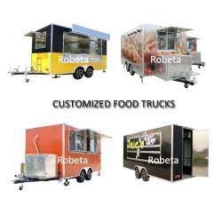 商業デザートの食糧トラックEnメキシコの開始スリランカの食糧トラックBusiness Venta De Food Truck販売