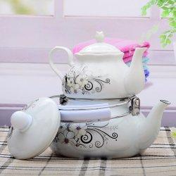 Керамический чайник эмаль и установить