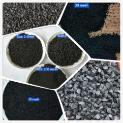 El reciclaje de polvo de caucho de neumáticos