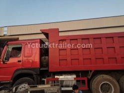 Sinotruk HOWO 2016 Model Gebruikte 371HP 420 PK 20 Kubieke Meter Capaciteit van de Lading van 30 Ton 10 Vrachtwagen van de Mijnbouw van de Vrachtwagen van de Stortplaats van de Vrachtwagen van de Kipper van de Vrachtwagen van de Speculant de Voor Tippende 6X4