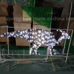 Рождественские праздники привели Декоративное освещение животных сад украшение