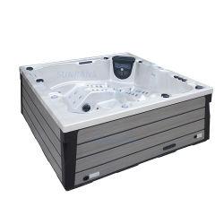 Nuova Sr802c 5 STAZIONE TERMALE esterna di massaggio della Jacuzzi del mulinello della STAZIONE TERMALE della vasca calda della persona di Sunrans
