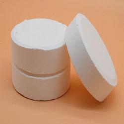Prodotti chimici della piscina 200 grammi di acido tricloroisocianurico TCCA del ridurre in pani