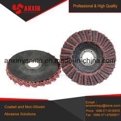 Состояние поверхности ткани Interleafed диск заслонки