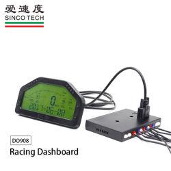 Fazer908 com tela de LCD do painel de bordo