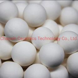 중국 저가 제조자 92%-95% 공 선반을%s 비활성 Al2O3 가는 닦는 높은 반토 세라믹 공
