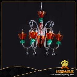 装飾のガラスシャンデリアのTiffanyの照明(QD005-6L)