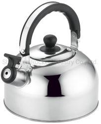 Não Instantânea Eléctrico de Aço Inoxidável Jarro Fornecedor Piscina Fogão a Gás de café de apito ferver água quente kettle