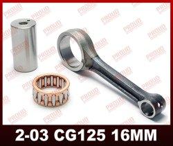 Cg125/150/200 de la bielle de Chongqing Pièces de moto de haute qualité