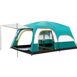 Китай Bluebay производитель 4-6 человек 2 номера Double Layer семьи в лагере вентиляции салона палатка