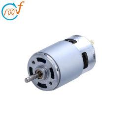 자동 시트를 위한 24V Mirco 모터 RS-775shf-4249r DC 전동기