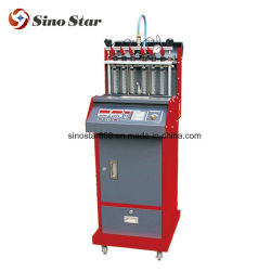 電気自動燃料噴射装置のテスター及び洗剤機械SsIt06