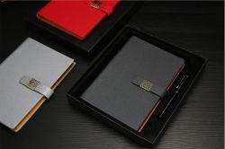 Ensemble cadeau de promotion Carnet de notes avec stylo Logo personnalisée en usine faible MOQ cadeau d'affaires de la mode
