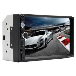 Doppeltes LÄRM Touch Screen Bluetooth Autoradio mit 2 Möglichkeits-Spiegel-Link