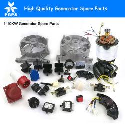 Alta calidad de 1kw 2kw 3kw 5kw 7kw 8kw 9kw generador de piezas de repuesto 10kw de potencia