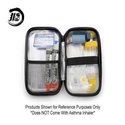 Borsa termica personalizzata Custodia ecologica EVA kit di pronto soccorso per il trasporto Confezione per inalatore di asma isolato in sacchetto