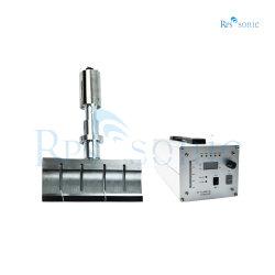Equipamento de corte alimentar ultra-sónico Industrial máquina de corte de ultra-sons para cortador de biscoitos ultra-sónico alimentar