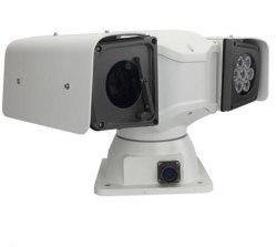150m инфракрасных систем безопасности военный автомобиль установлен на крыше камеры PTZ