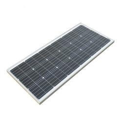 100 Watts de alta eficiência de dobragem de silício /Semi Flexível /Mono/Poli Painel do módulo solar para a luz solar.