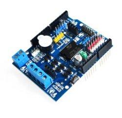 L298P PWM Controlador de velocidade Elevada Potência dupla ponte H, Driver Interface Bluetooth