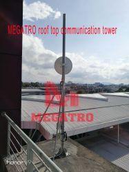 Megatro коммуникации на крыше башни
