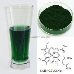 自然な緑の顔料ナトリウムの銅Chlorophyllin/ナトリウムの銅のクロロフィル