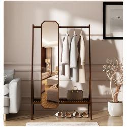 Blocco per grafici di alluminio lungo dello specchio integrale della cremagliera del cappotto o blocco per grafici Mirror0246 di legno