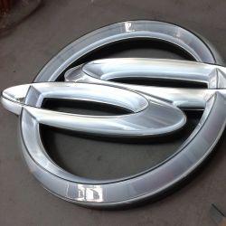 Мода акриловый Crystal LED логотип автомобиля подписать