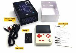 168 jogos clássicos portáteis embutido clássico retro Edition consola de jogos portátil de vídeo player