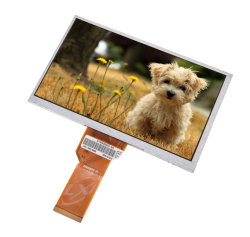 7.0 Duim 800*40 50pin Draagbare DVD/MP5 TFT LCD