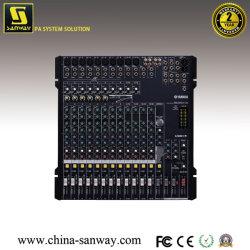 16 CH PRO DJ mixeur audio de performance (MG166CX)