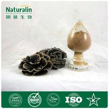 Coriolus champignon naturel/poudre Yunzhi extraits, 20 % des polysaccharides (NAT-64)
