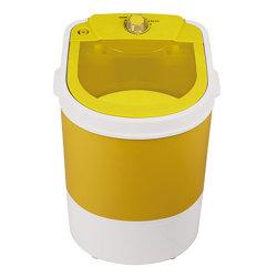 半自動脱水の小さい洗濯機のための Dormitories のためのウェーブホイールとの乾燥機