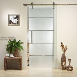 Sistema de porta corrediça de vidro atraentes (PR-D54)