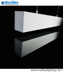 indicatore luminoso lineare dell'alluminio LED di 10W-45W 2700-6500k per la famiglia