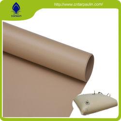 Faible prix bâche en PVC maille polyester enduit de vinyle
