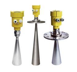 De Sensor van het Niveau van de Radar van de silo voor Corpusculaire Kwestie/Sterk Stof/Poeder/Stevig Materiaal