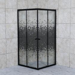 Мозаика 2 сторонняя стекла квадратный корпус душ/Двусторонняя душевая кабина