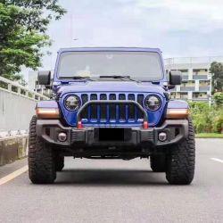 Замена переднего бампера для Jeep Wrangler Jl 2018 2019