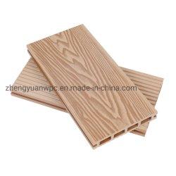 친환경 뒤뜰에는 안 됨 WPC 목재 플라스틱 합성물 데킹 복합 목재 바닥 목재 목재