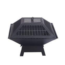 أمازون هوت تبيع كبيرة ساحة Charالفحم النار حديقة الهواء فيرفيit برازير ستوف باشيو شواء