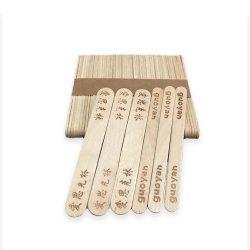 خشبيّة عصا حرف عسل خشبيّة عصا [إيس كرم] عصا