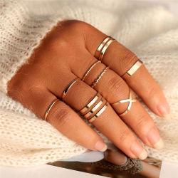أصليّ تصميم نوع ذهب لون حلوق مستديرة مجوّفة هندسيّة يثبت لأنّ نساء نمط صليب إلتواء مفتوحة حلق مفصل فلق حلق أنثى مجوهرات