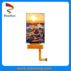 480*800 の解像度および RGB インターフェイスを備えた IPS 3.97 インチ TFT LCD スクリーン