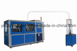 Middle completamente automatico Speed Paper Cup Forming Machine con Cup Collector System