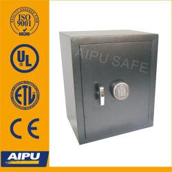 Corte láser de protección contra incendios Una sola pared, caja fuerte Home & Office Caja de seguridad con cerradura electrónica (F550-E)