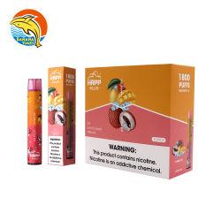 بالجملة على أحسن وجه جديد مادة [1800بوفّس] نكهات مزدوجة [فب] مستهلكة [إ] سيجارة