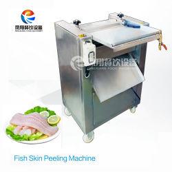 Lulas e peixes Descascador de pele peeling de peixe automática a máquina